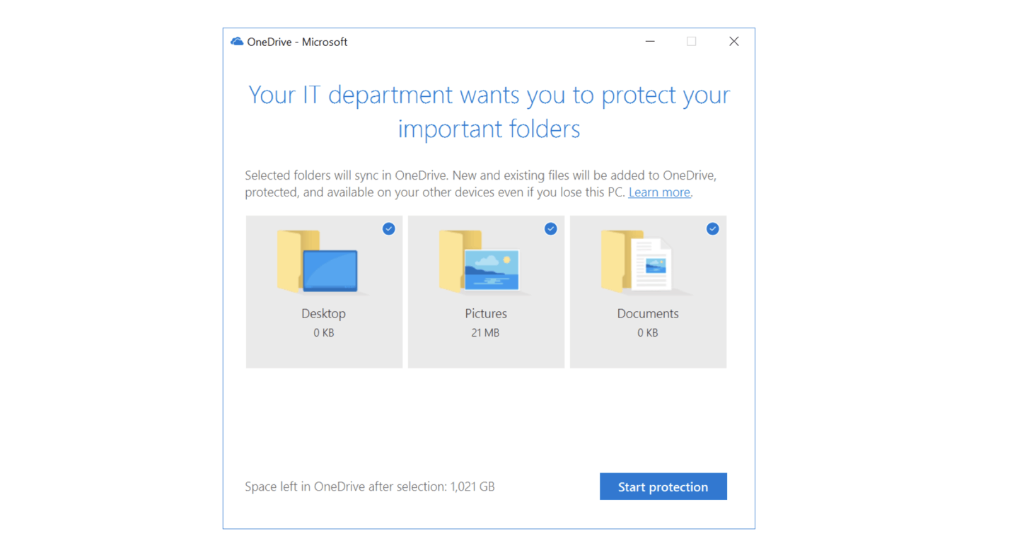 OneDrive for Business makes it easier to move desktop, documents to the cloud OnMSFT.com June 29, 2018