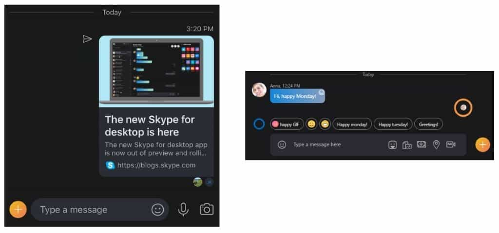 Skype starts testing read receipts to let you know who read your messages OnMSFT.com July 4, 2018