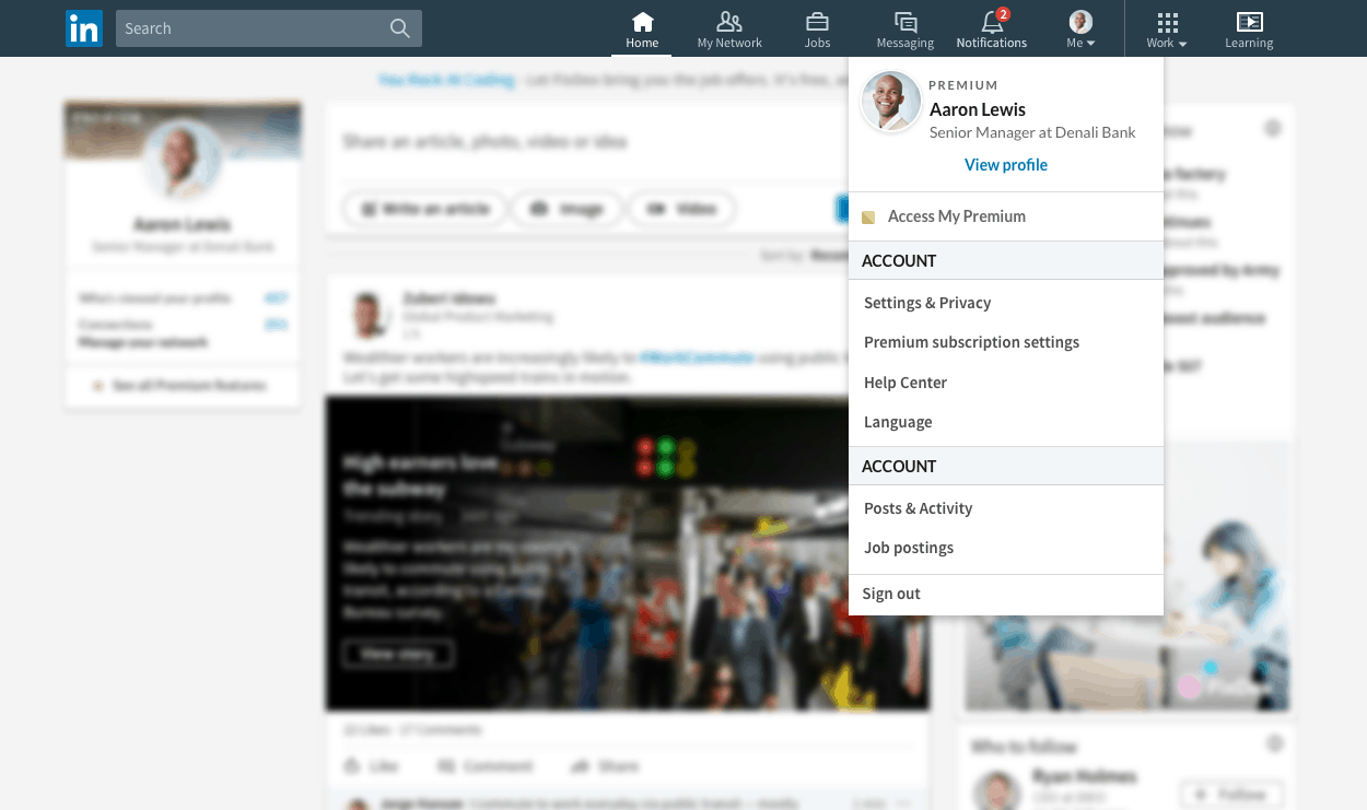Linkedin introduces better tools for content creators, new features in linkedin messaging - onmsft. Com - july 19, 2018