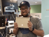 Watch Dona Sarkar and friends unbox the Surface Go OnMSFT.com July 26, 2018