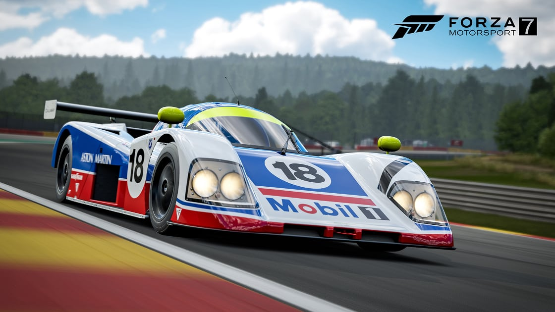 """""""biggest update in forza motorsport history"""" is coming to forza 7 today - onmsft. Com - august 8, 2018"""