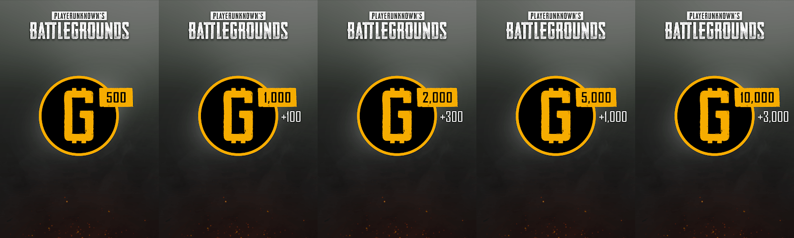 PlayerUnknown's Battlegrounds (PUBG) G-Coin & Crate System detailed OnMSFT.com August 30, 2018