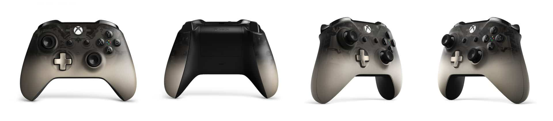 Microsoft unveils new Phantom Black and Grey/Blue Xbox controllers OnMSFT.com August 14, 2018