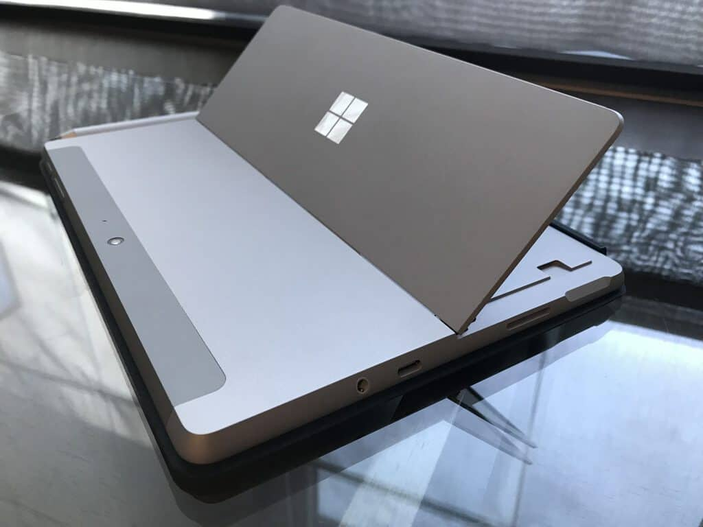 Surface Go in S-mode review: The tiny Windows 10 tablet that can do (almost) everything OnMSFT.com August 10, 2018