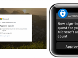Microsoft authenticator now officially available on apple watch - onmsft. Com - september 10, 2018