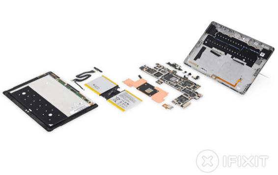 It's been out one day, but iFixit already has a full teardown of the Surface Go OnMSFT.com August 3, 2018