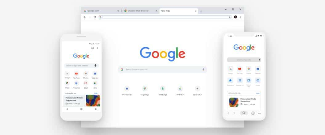 Google's 10 year browser anniversary comes with a new look for users OnMSFT.com September 4, 2018