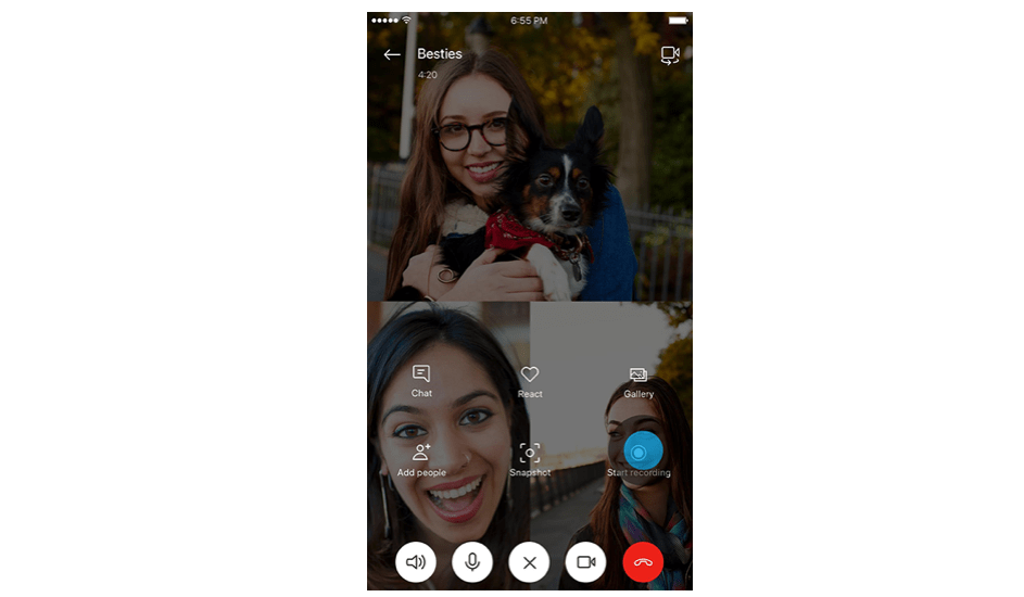Skype debuts call recording, available now except on windows 10, coming soon - onmsft. Com - september 4, 2018