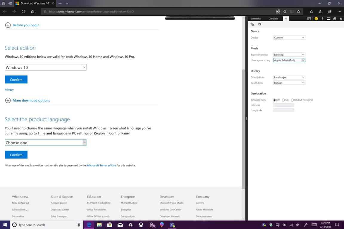Microsoft, Microsoft Edge, Edge, Windows 10