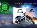 New 1-year xbox game pass bundle includes forza horizon 3, and forza 7 for $99 - onmsft. Com - september 13, 2018