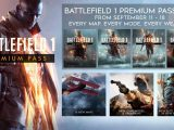 Battlefield 1 premium pass is currently free on xbox one consoles - onmsft. Com - september 12, 2018