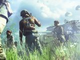 Battlefield v video game on xbox one