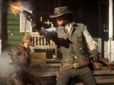 Red dead redemption 2 video game on xbox one