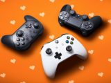Xbox one, ps4, nintendo switch controllers
