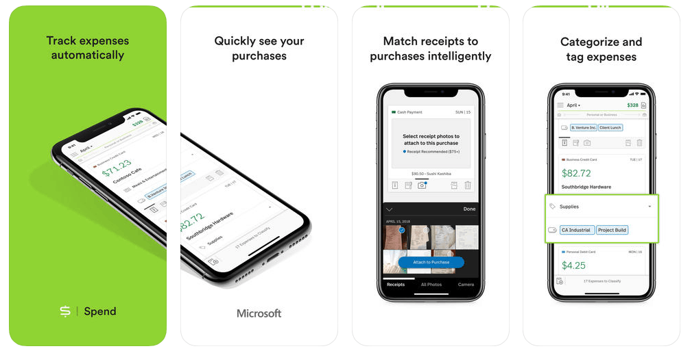 Microsoft turns its mile-iq acquisition into a new app, spend - onmsft. Com - october 19, 2018