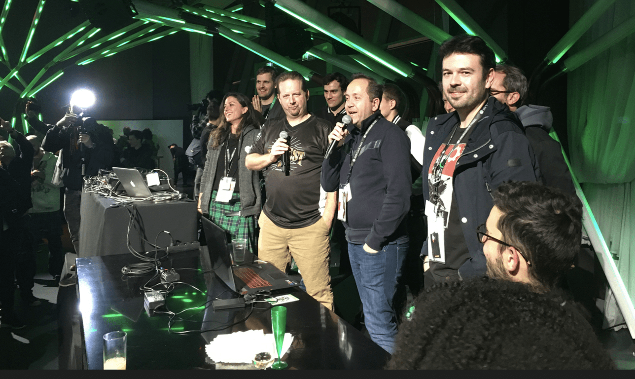 Microsoft france held the first ever xbox fanfest in paris this week, and it was awesome - onmsft. Com - october 31, 2018