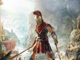Assassin's creed odyssey video game on xbox one