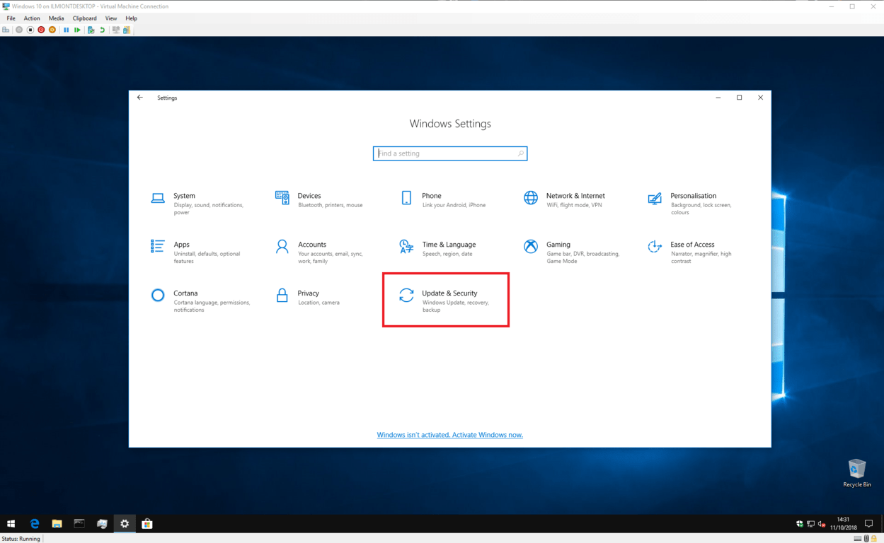 How to stop Windows 10 using your internet bandwidth to upload updates to others OnMSFT.com October 12, 2018