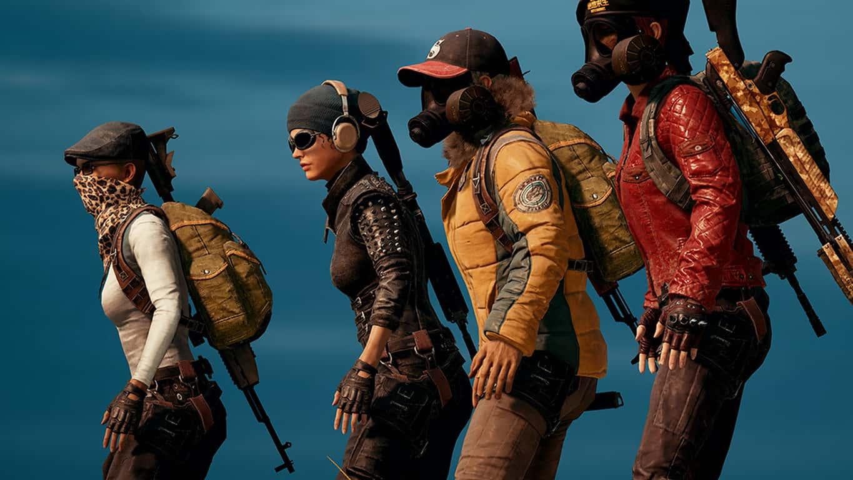 PlayerUnknown's Battlegrounds (PUBG) video games on Xbox One