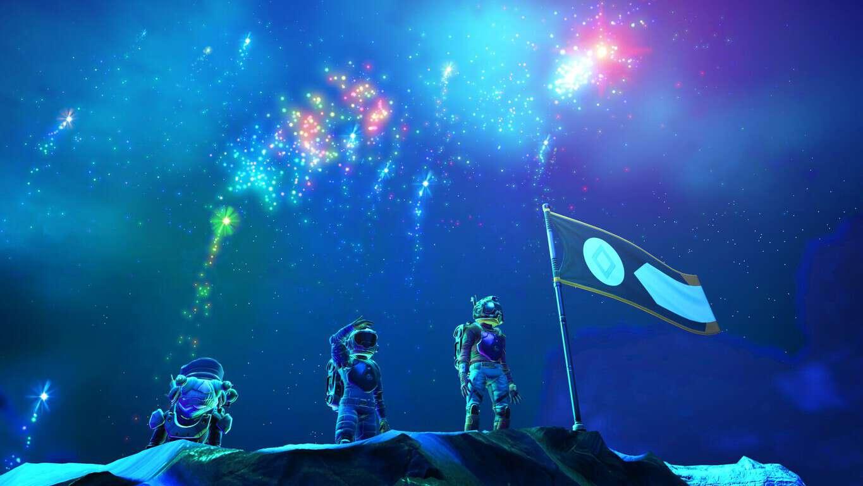 Microsoft, No Man's Sky, Xbox One, Video Games