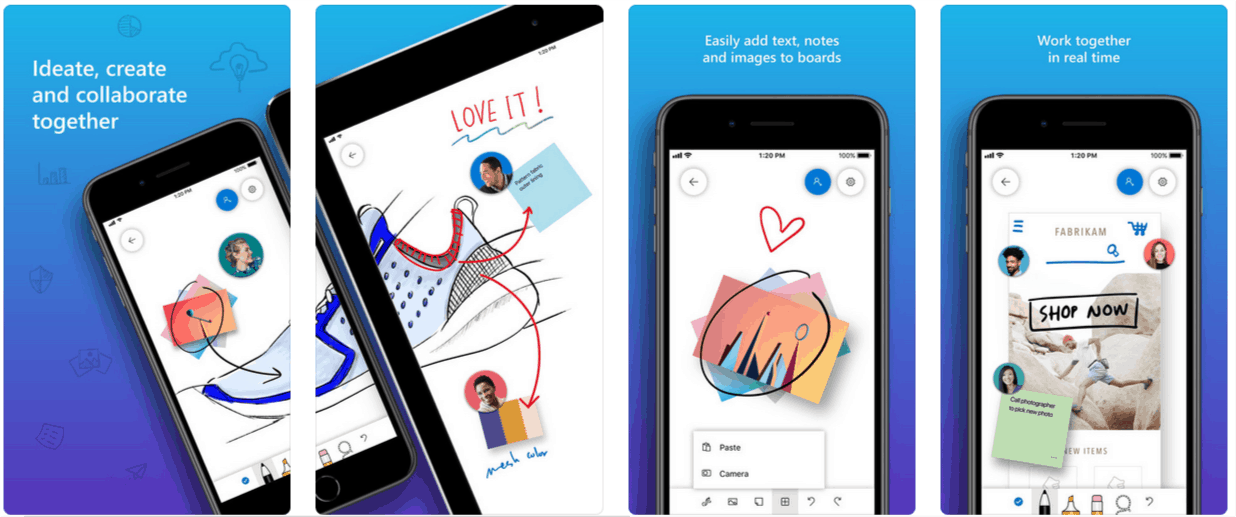 Microsoft Whiteboard updates on iOS with loads of new features and fixes OnMSFT.com November 14, 2018