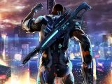 Crackdown 3 video game on Xbox One and Windows 10