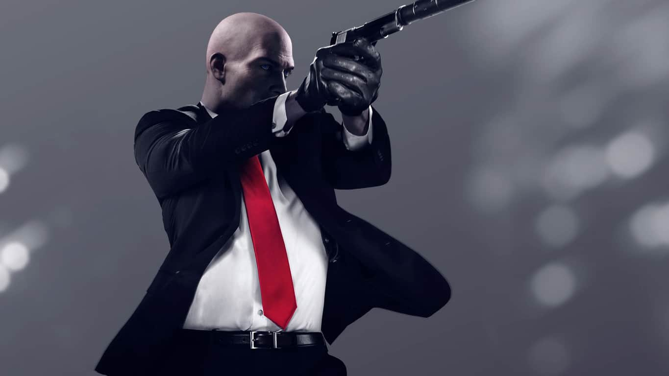 Hitman 2 video game on Xbox One
