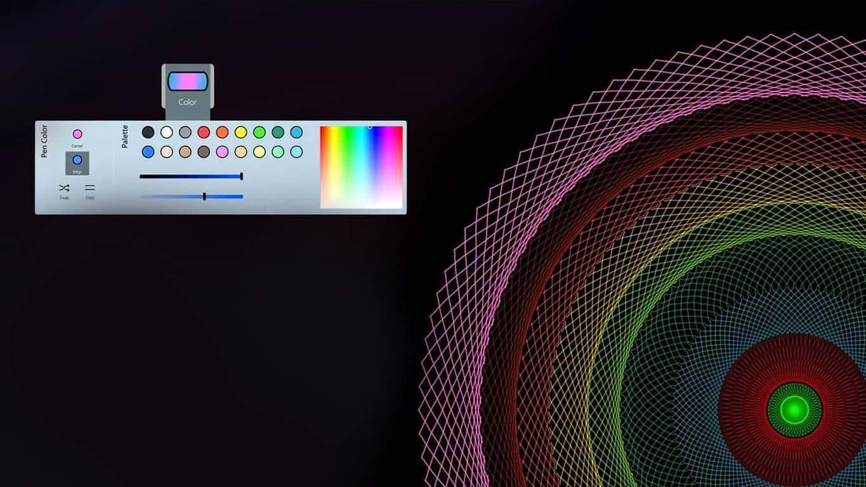 Spirality Windows 10 app