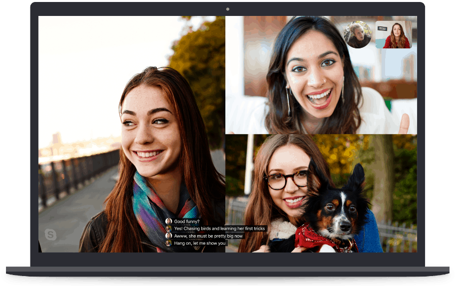 Skype and Powerpoint Are Getting Real-Time Captions and Subtitles