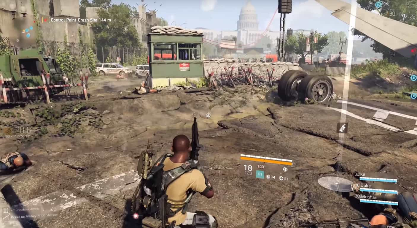 Microsoft, Xbox, Xbox One, The Division 2
