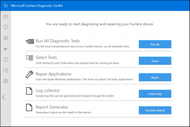 Microsoft releases Surface Diagnostic Toolkit for Business OnMSFT.com December 11, 2018