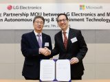 Microsoft and lg agree to work together on automotive technologies - onmsft. Com - january 9, 2019