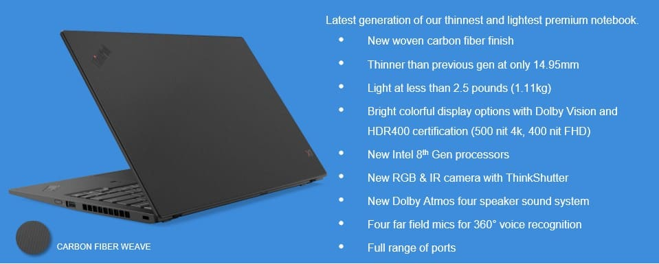 Lenovo joins the 2019 ces fray with new think products and desktop accessories - onmsft. Com - january 7, 2019