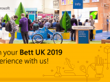 Microsoft plans big presence at bett education conference in uk next week - onmsft. Com - january 14, 2019