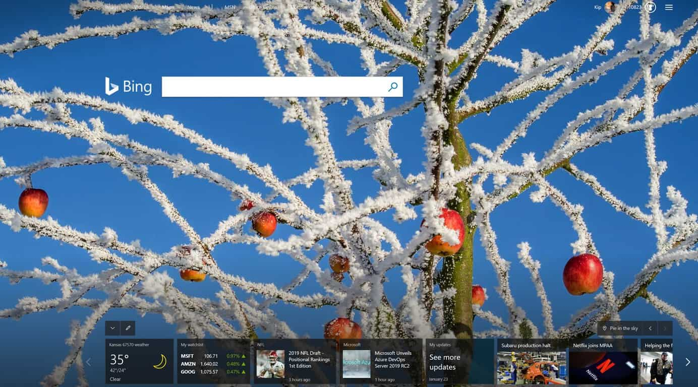 Bing Is Down In China, Did It Get Blocked By The Great