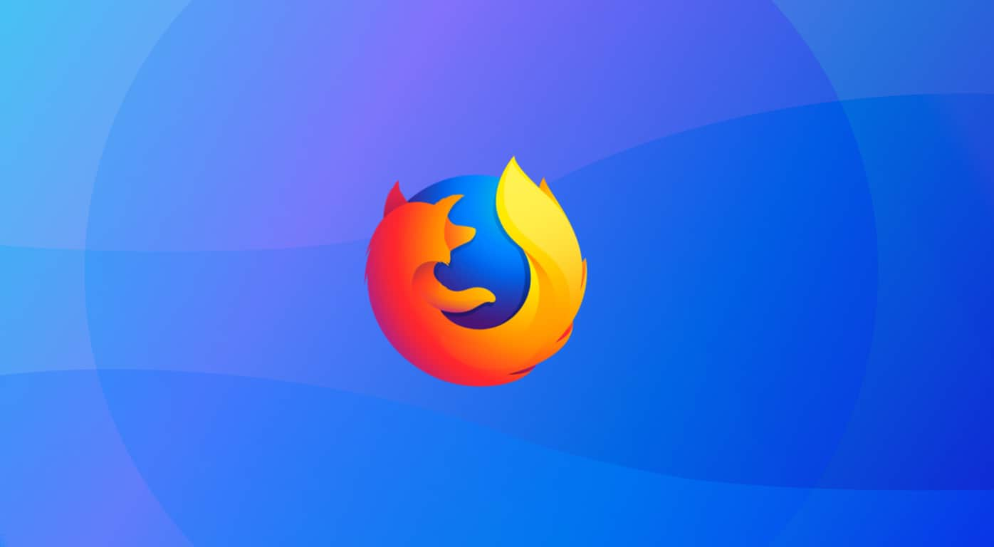 Mozilla Firefox browser on Windows 10