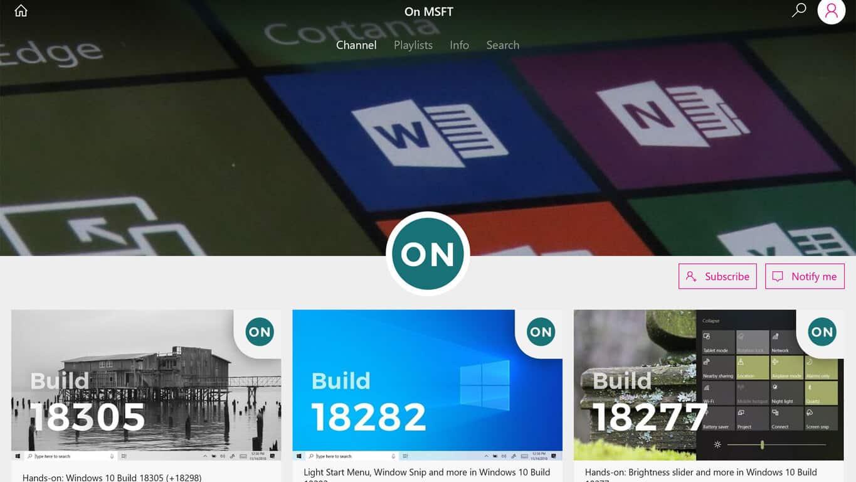 mytube app on Windows 10