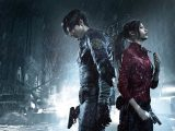 Resident Evil 2 video game on Xbox One