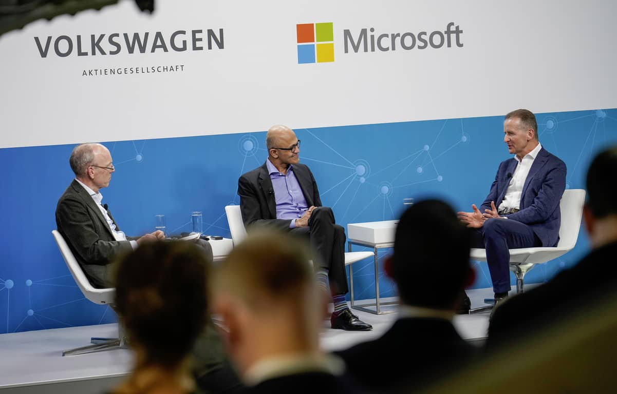 Microsoft and volkswagen's automotive cloud to expand to usa, china, and europe - onmsft. Com - february 28, 2019