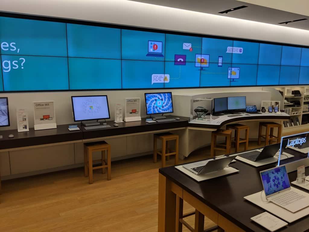 Microsoft, Surface, Windows, Xbox, Microsoft Store