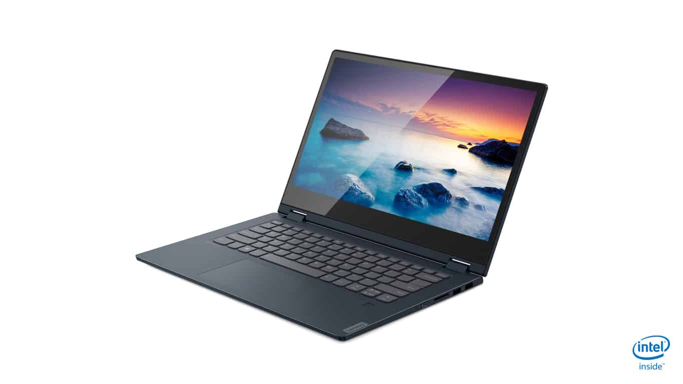 Lenovo showcases new intel and amd ideapad models at mwc 19 - onmsft. Com - february 25, 2019