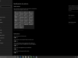 Microsoft, Windows 10, Notifications, Settings