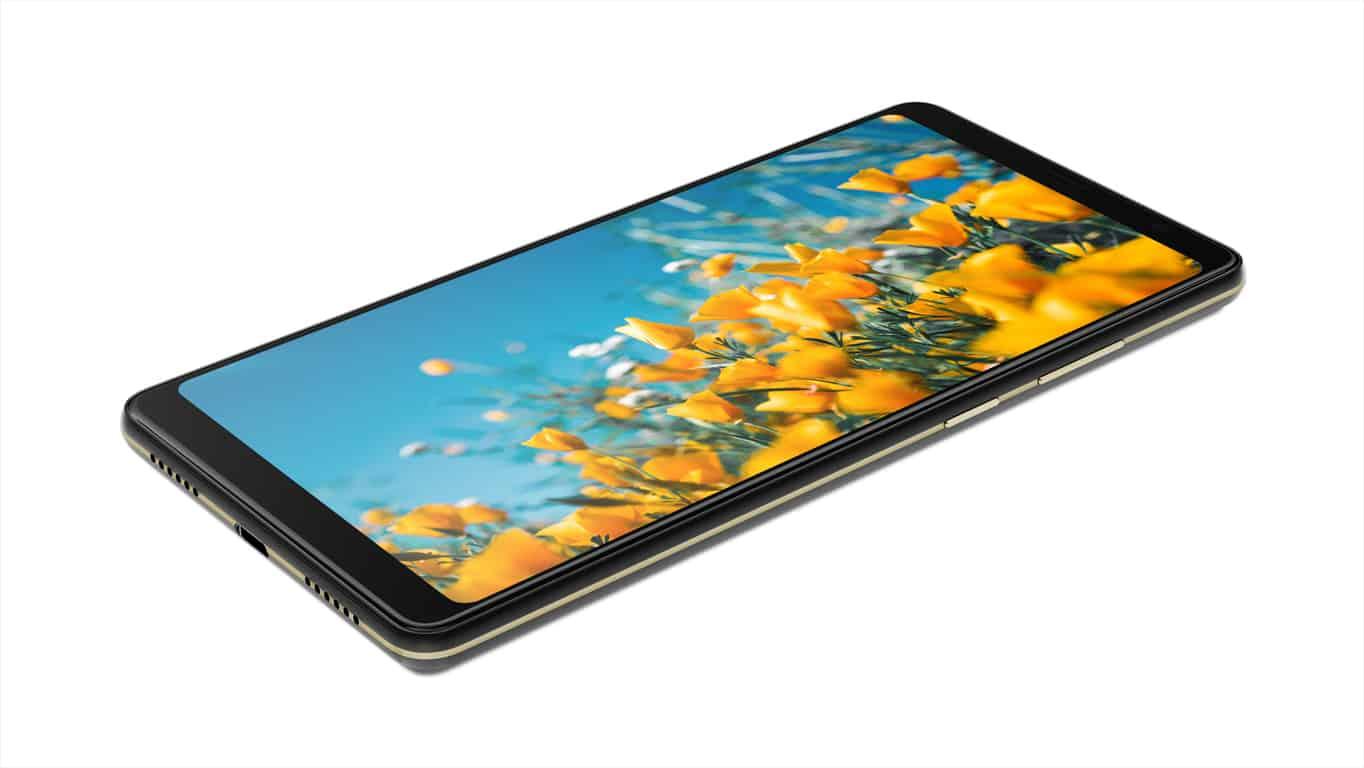 Lenovo unveils its tab v7 at mobile world congress 2019 - onmsft. Com - february 25, 2019