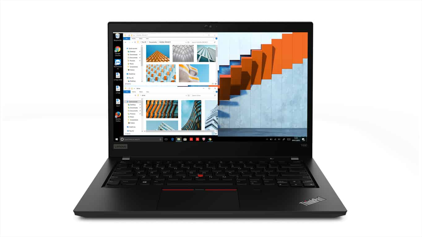Lenovo's thinkpad lineup updated at mwc 19 with mobile displays and heaphones - onmsft. Com - february 26, 2019