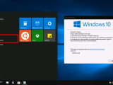 Creating a custom windows 10 start menu shortcut