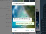 Telegram app on windows 10