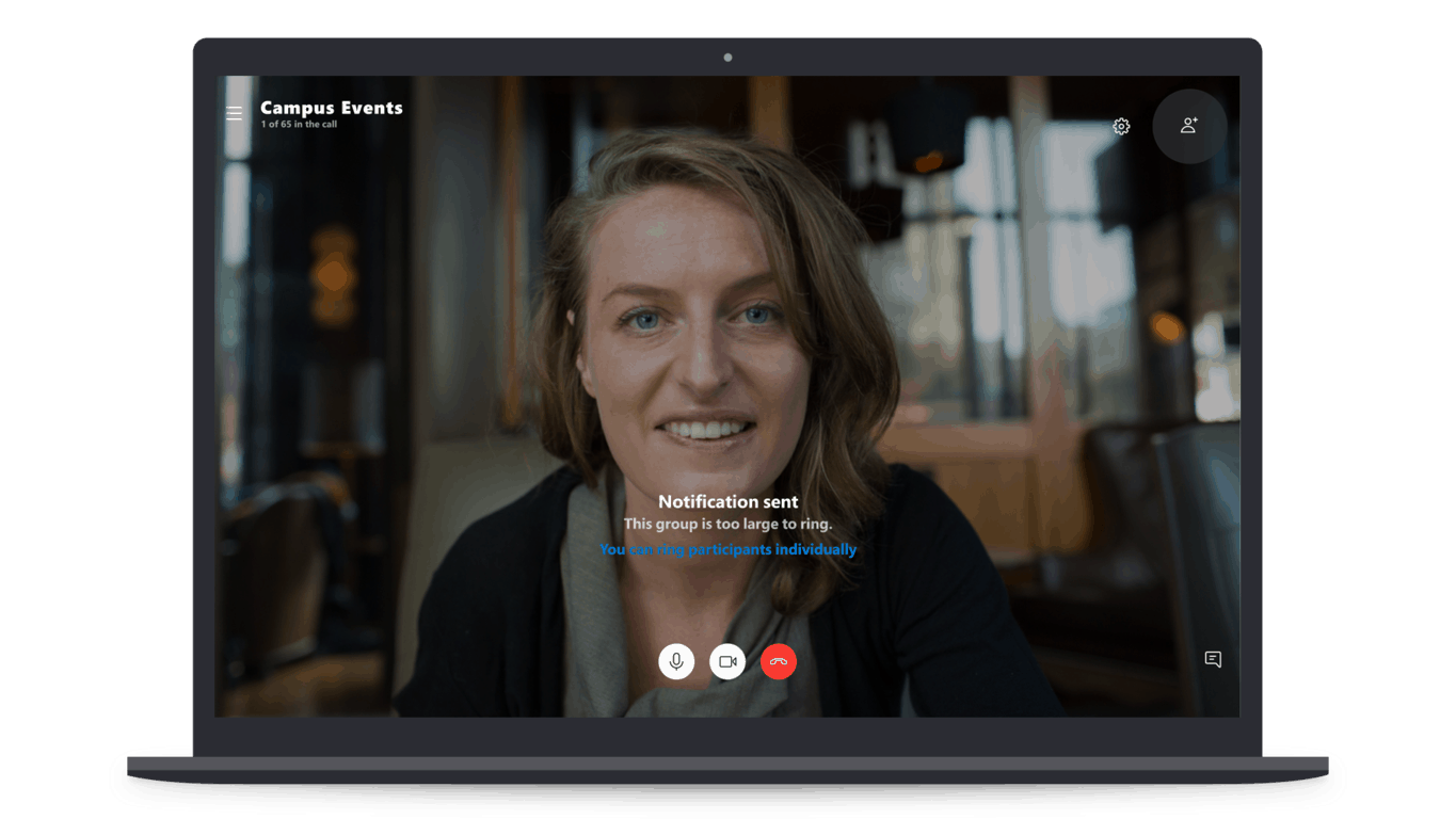 Skype will soon double the maximum number of people in group calls to 50 - onmsft. Com - march 14, 2019