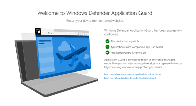 Windows 10 19H1 build 18358 goes live for Fast Ring Insiders, along with new Windows Defender Application Guard extensions for Chrome and Firefox OnMSFT.com March 15, 2019