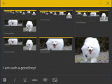 Sticky notes v3. 6 ships to skip ahead insiders with images and multi-desktop support - onmsft. Com - march 18, 2019