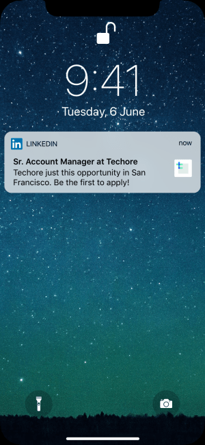 Linkedin rolls out instant job notifications - get mobile alerts when jobs are posted - onmsft. Com - march 1, 2019